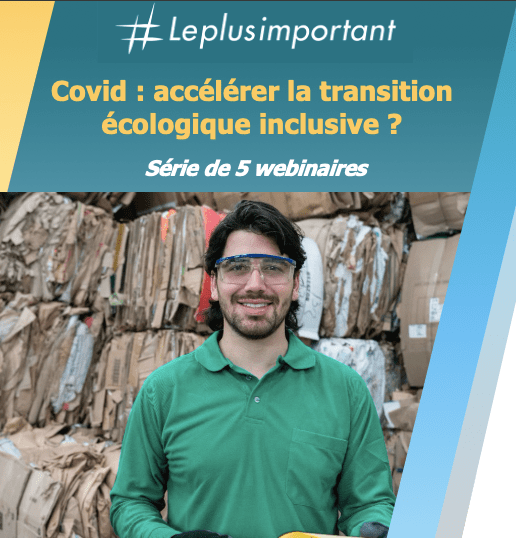 transition écologique webinaires leplusimportant