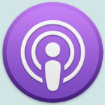logo apple chaine podcast Leplusimportant